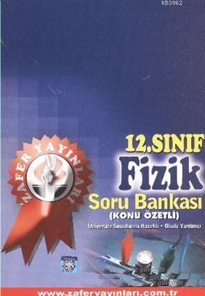 12. Sınıf Fizik Soru Bankası