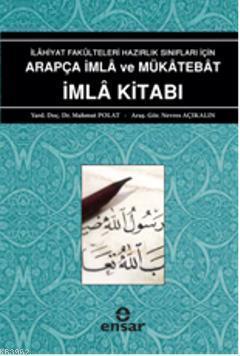 Arapça İmla ve Mükatebat  İmla Kitabı