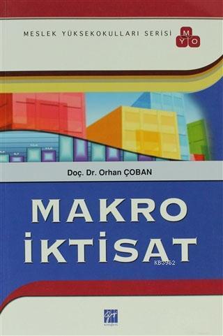 Makro İktisat (MYO); Meslek Yüksekokulları Serisi