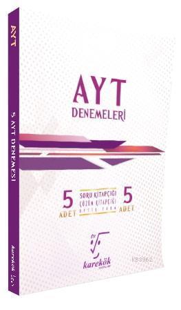 AYT 5'li Deneme Seti