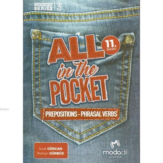 All in The Pocket Prepositions Phrasal Verb