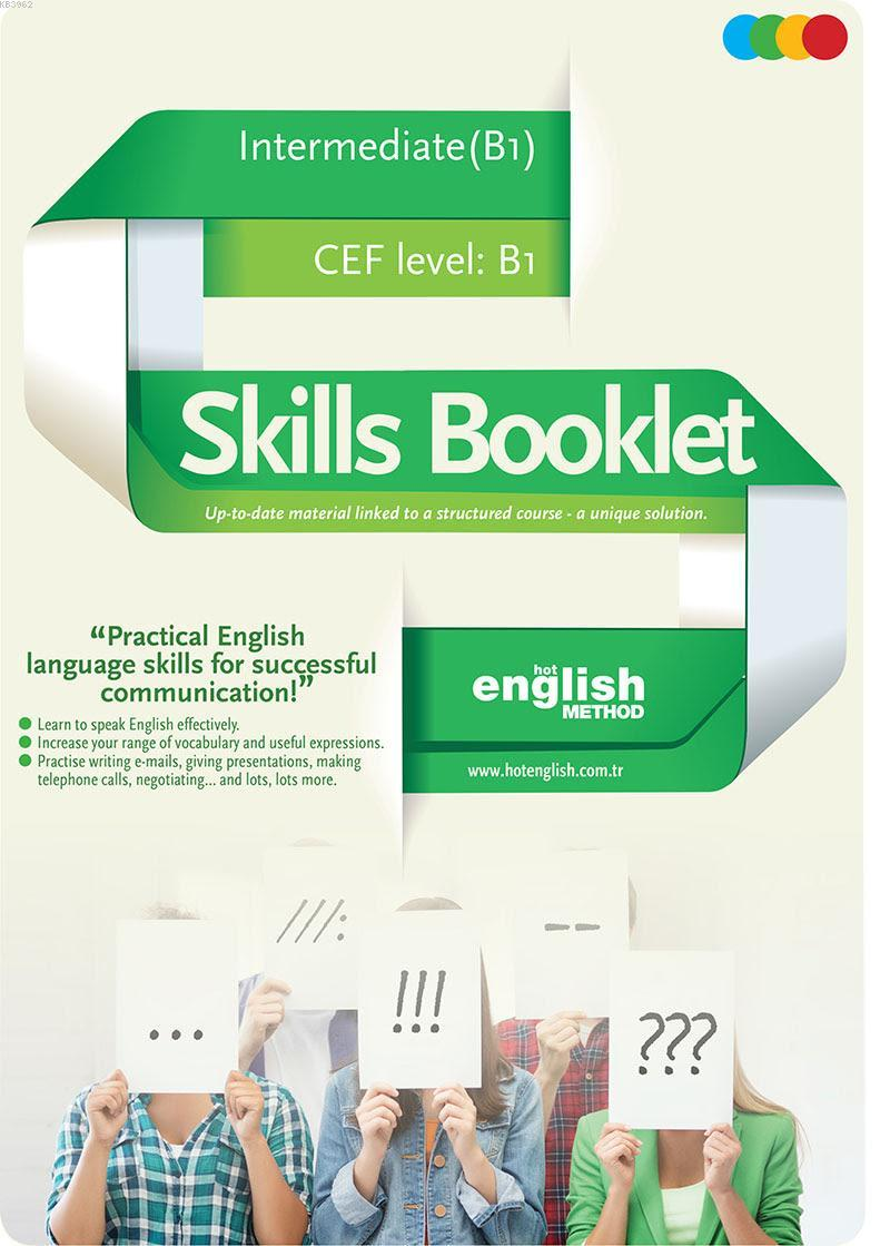 Skills Booklet Intermediate (B1)