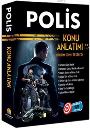 2015 Polis Konu Anlatımı - Bölüm Sonu Testleri