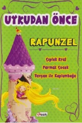 Uykudan Önce Rapunzel