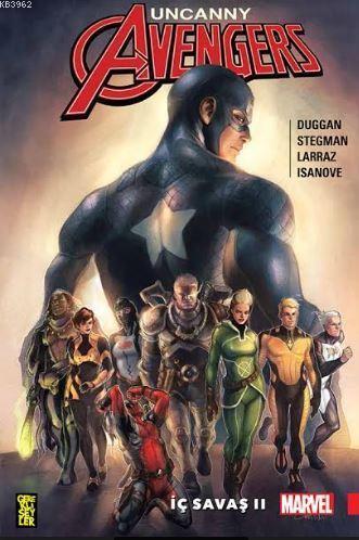 Uncanny Avengers - İç Savaş 2