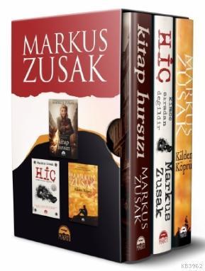 Markus Zusak Seti (3 Kitap Kutulu)