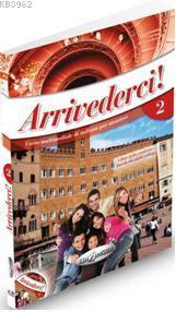 Arrivederci 2 (Ders Kitabı ve Çalışma Kitabı +CD)