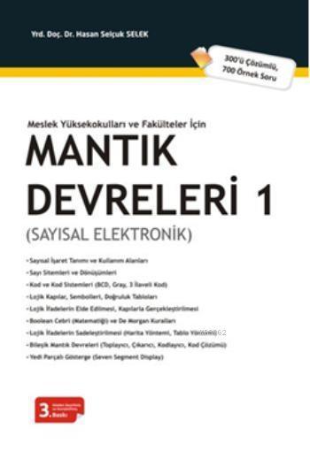 Mantık Devreleri - 1; Sayısal Elektronik