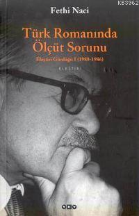Türk Romanında Ölçüt Sorunu
