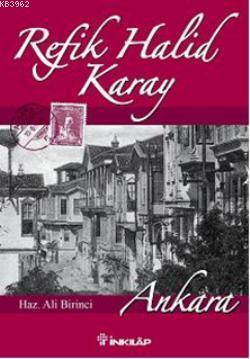 Refik Halid Karay; Ankara