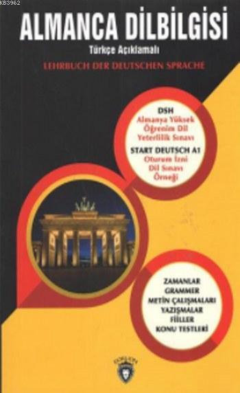 Almanca Dilbilgisi; Türkçe Açıklamalı
