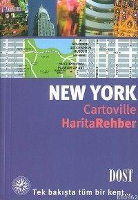 New York; Cartovılle Harita Rehber