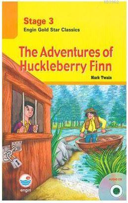 Stage 3 The Adventures of Huckleberry Finn (CD Hediyeli); Stage 3 Engin Gold Star Classics
