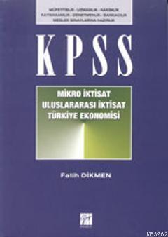 Kpss Mikro İktisat Uluslararası İktisat Türkiye Ekonomisi