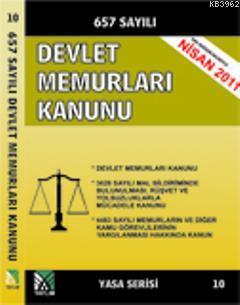 657 Sayılı Devlet Memurları Kanunu; Yasa Serisi 10
