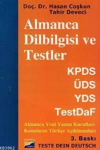 Almanca Dilbilgisi ve Testler