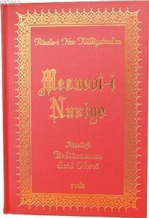 Mesnevi-i Nuriye (Orta Boy, Karton Kapak, 2. Hamur)