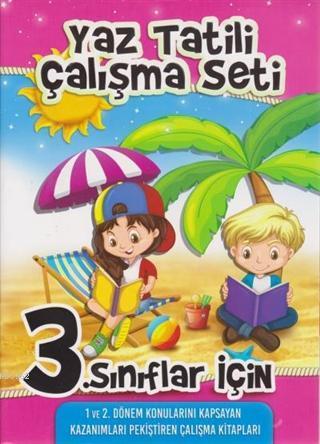 3. Sınıflar İçin Yaz Tatili Çalışma Seti
