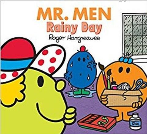 Mr. Men A Rainy Day (Mr. Men & Litt