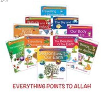 Everything Points To Allah Set; Herşey Allahı Anlatıyor