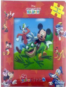 Disney Mickey Fare'nin Kulüpevi - İlk Yapboz Kitabım