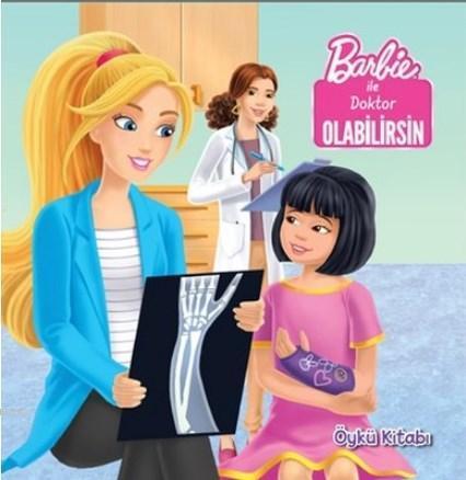 Barbie ile Doktor Olabilirsin