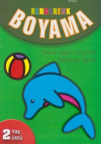 Rengarenk Boyama (2+ Yaş)