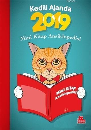 Kedili Ajanda 2019; Mini Kitap Ansiklopedisi