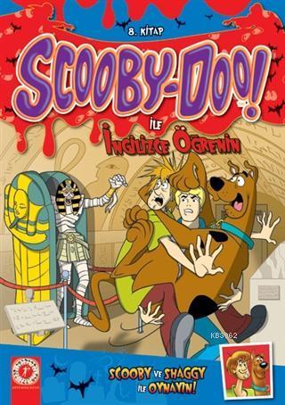 Scooby-Doo! ile İngilizce Öğrenin - 8.Kitap; Scooby ve Shaggy İle Oynayın