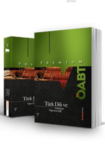 ÖABT Premium Türk Dili ve Edebiyatı Öğretmenliği Konu Anlatımlı (2 Cilt) 2016