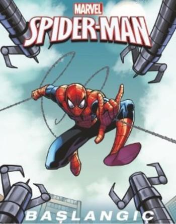 Marvel Spider-Man Başlangıç