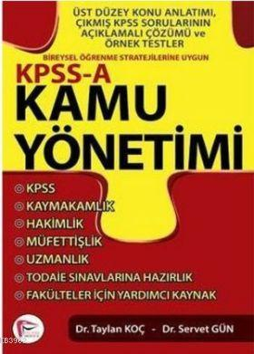 2011 KPSS A Grubu Kamu Yönetimi