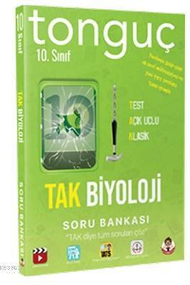 10. Sınıf TAK Biyoloji Soru Bankası