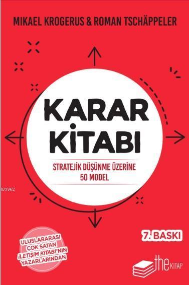 Karar Kitabı; Stratejik Düşünme Üzerine 50 Model