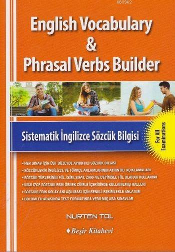 English Vocabulary - Phrasal Verbs Builder