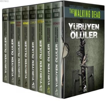 Yürüyen Ölüler Set (8 Kitaplık Kutulu Set)