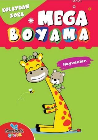 Mega Boyama; Hayvanlar