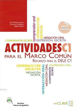 Actividades C1 Para El Marco Comun; Audio descargable (nueva edicion)