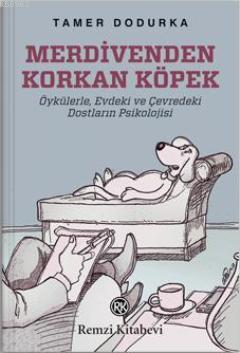 Merdivenden Korkan Köpek