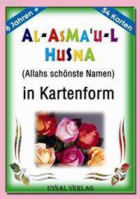 Al Asma'u-l Husna (Allahs Schonste Namen) In Kartenform