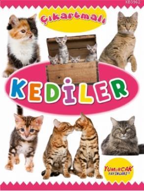 Çıkartmalı Kediler; Erken Öğrenme Kitapları