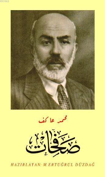Safahat; Osmanlı Türkçesi tıpkıbasım (karton kapak, ipek şamua kağıt)