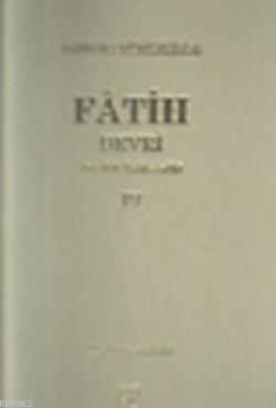 Osmanlı Mimarisinde Fatih Devri 4