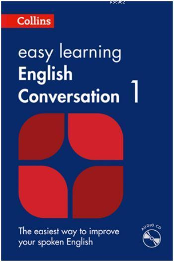 Easy Learning English Conversation 1 +CD