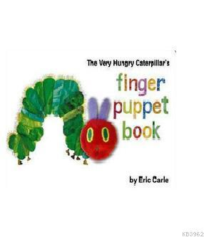 The Very Hungry Caterpillar Finger Puppet Book (Board book)