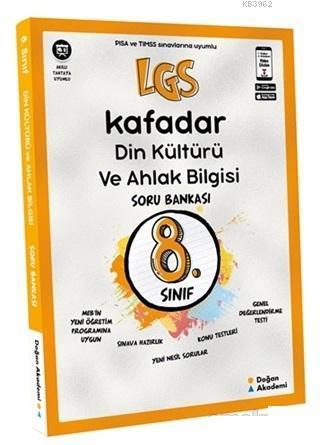 8. Sınıf LGS Kafadar Din Kültürü ve Ahlak Bilgisi Soru Bankası