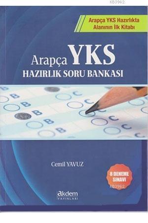 Yks Arapça Hazırlık Soru Bankası