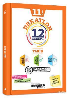 11.Sınıf Dekatlon Tarih 12 Deneme