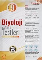 9. Sınıf Biyoloji Yaprak Testleri Yeni Müfredata Tam Uyumlu