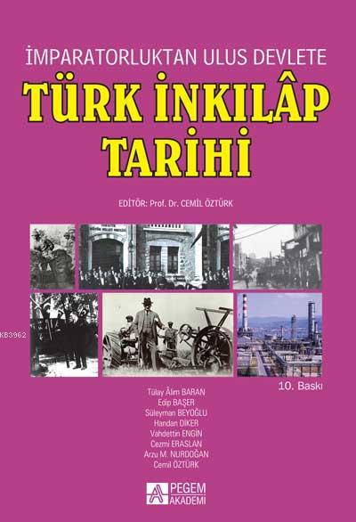 İmparatorluktan Ulus Devlete Türk İnkılap Tarihi